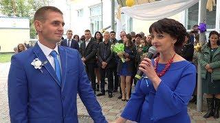 Музичне привітання сину від мами. Весілля Владислава & Інни. 1 жовтня 2017 р.