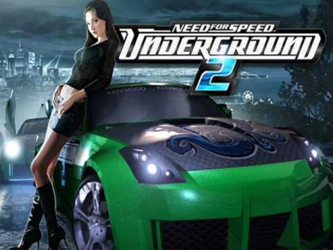 Need for Speed Underground soundtrack - Capone - I Need Speed