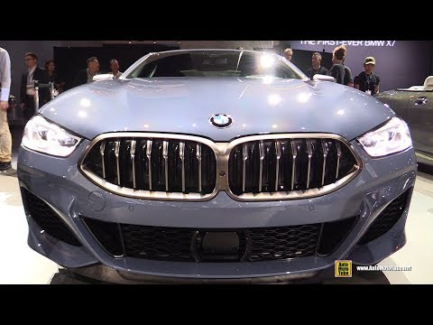 New 2019 Bmw M850i Xdrive Coupe Carbon Core Exterior And