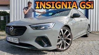Opel Insignia GSi 2018 | Schaf im Wolfspelz? Review und Fahrbericht | Fahr doch