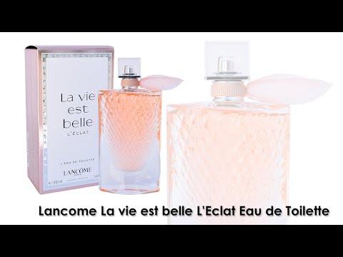 Lancome La vie est belle L'Eclat Eau de Toilette Damen Parfüm Duft EDT Spray