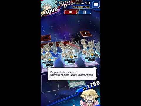 Download Dr Crowler Summons Ultimate Ancient Gear Golem Duel Links