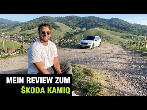 "2020 Škoda Kamiq 1.6 TDI DSG ""Style"" (115 PS) 🇨🇿 Fahrbericht | FULL Review | Test-Drive | POV 🏁"
