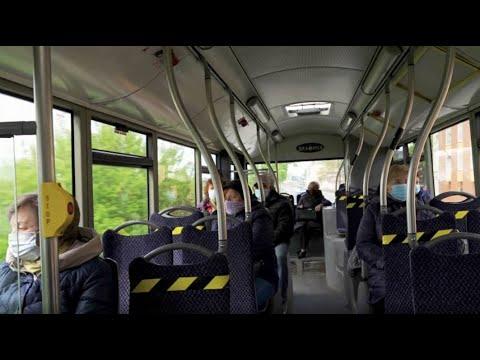 Восстановлен бесплатный проезд в общественном транспорте для пенсионеров