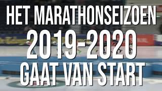 Marathonseizoen 2019/2020 gaat van start!