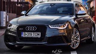 Review - Audi RS6