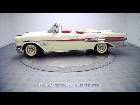 Gorgeous 1957 Pontiac Bonneville Video