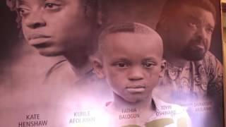 KUNLE AFOLAYAN PREMIERES HIS LATEST MOVIE ROTI