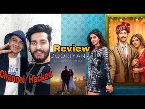 Pati Patni Aur Woh- Movie Review | DinoJames- Dooriyan-Reaction & Review | Gyaani 2.0 Channel Hacked