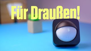 Philips Hue Outdoor Sensor – Erster Eindruck und Unboxing des Bewegungsmelders