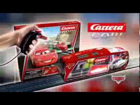 Carrera Go Tor Samochodowy Cars Auta | zabawki TV