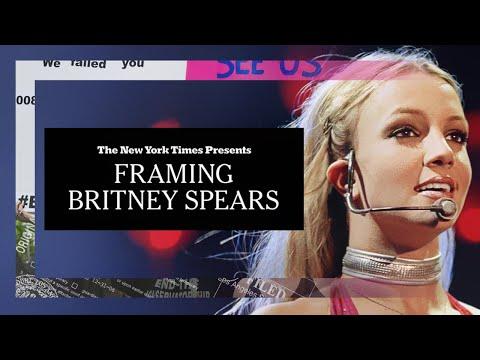 Video trailer för Framing Britney Spears - Trailer (2021)