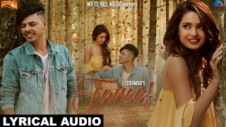 Tareef (Lyrical Audio) Zorawar | Latest Punjabi   - YouTube