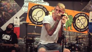 "Machine Gun Kelly- ""I Miss You"" Live At Park Ave Cd's"