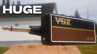 Vox AC30 Ap2AC amPlug2 Headphone Guitar Amplifier