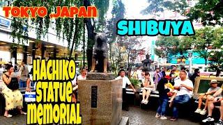 Hachikō Memorial Statue, Tokyo