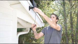 Installing Ring Spotlight Cam Solar in 15 Minutes