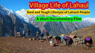Hard And Tough Life Of Lahauli People (A Short Documentary Film)