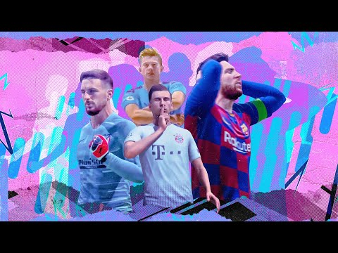Every Champions League Quarter-Final Tie Simmed on FIFA 20