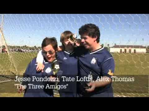 Watch video Down Syndrome Association Soccer