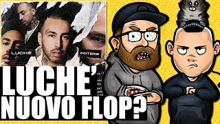 LUCHE   POTERE ( DISCO COMPLETO PT1 ) | RAP REACTION 2018