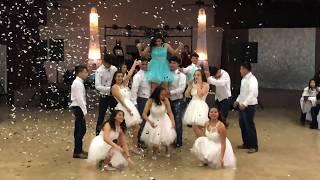 Ava's Surprise Dance - Quinceañera Baile Sorpresa 2019 (Reggaeton,Cumbia, Bachata, Hip Hop)