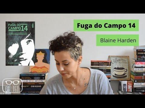Fuga do Campo 14 (Blaine Harden) - Epílogo Literatura