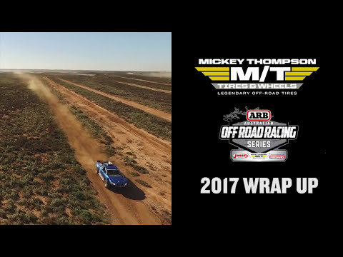 ARB Australian Off-Road Racing Series 2017: Wrap Up