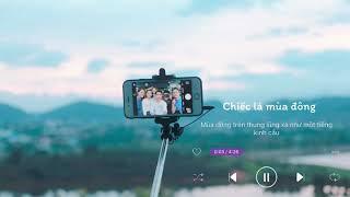 •lyrics video• Chiếc lá mùa đông - Lưu Bích