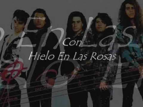 Música Hielo En Las Rosas