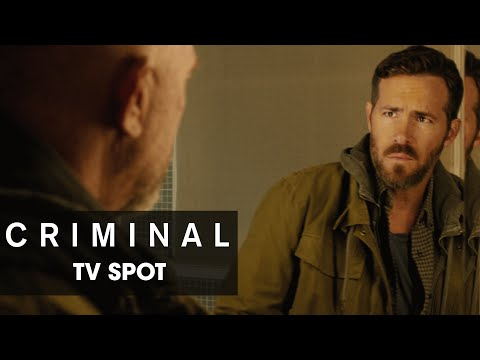 Criminal TV Spot 'Impossible'