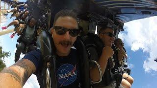 New Roller Coaster At Busch Gardens Tampa 2016   Cobra's Curse POV & More Roller Coaster Fun!