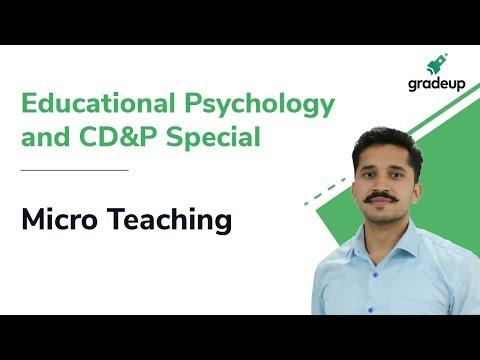 Micro Teaching for DSSSB/CTET/UPTET | Educational Psychology & CDP | Gradeup