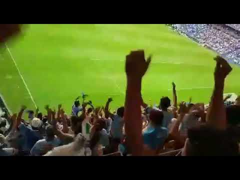 """""""Ultras 94 Macará en el Capwell"""" Barra: Los Ultras • Club: Macará"""