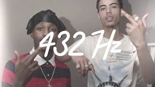 Lil TJay Ft. Jay Critch   Ruthless (432Hz)