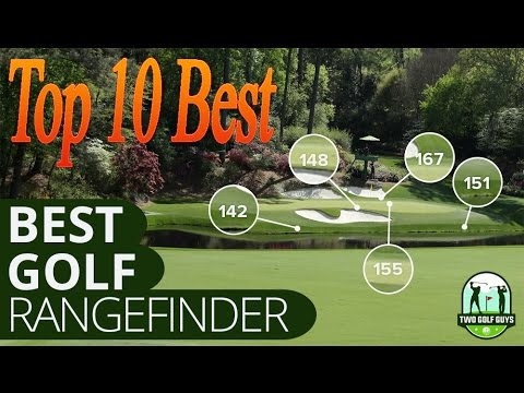 Top 10 Best Golf Range Finders Reviews
