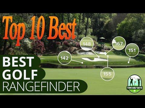 Top 10 Best Golf Range Finders Reviews