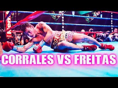 Diego Corrales vs Acelino Freitas (Highlights)