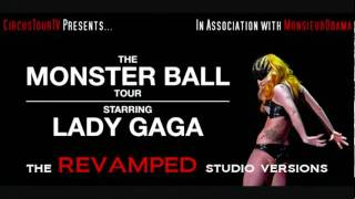 Lady Gaga - LoveGame - The Monster Ball Revamped Studio Versions. (download Mp3)
