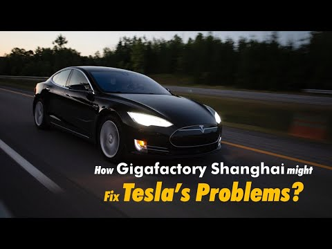 Pomůže Gigafactory v Šanghaji Tesle s finančními problémy?