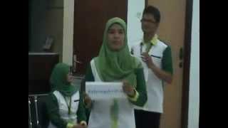 Yel Yel BPJS Ketenagakerjaan Surabaya Rungkut