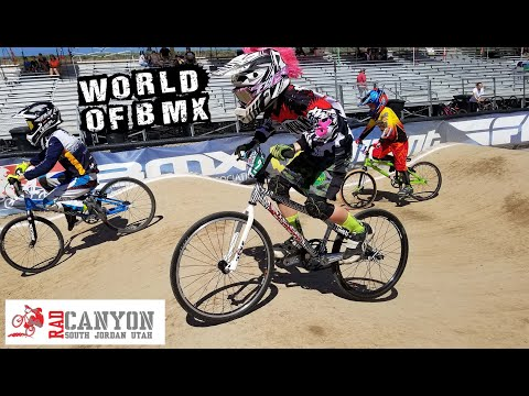 """Kids"" Racing Rad Canyon BMX"