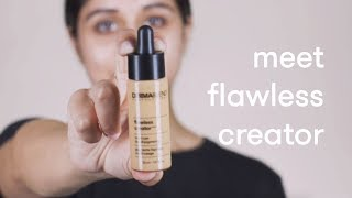 4 ways to wear flawless creator foundation drops