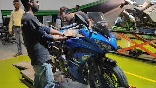 Hayabusa First Service Cost - GT Films