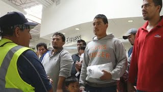 What happens to separated children after Trump