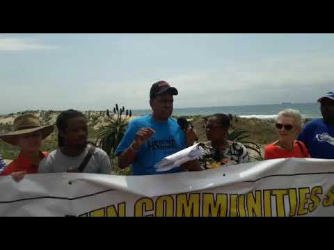 Activists file appeal opposing exploratory oil & gas drilling off KZN coast