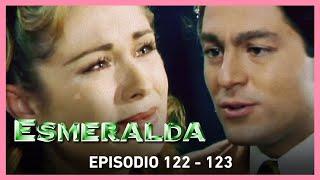 Esmeralda: José Armando le revela el secreto de Lucio a Esmeralda   Escena – C122 123