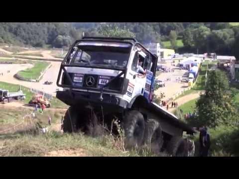 Mistrovství Evropy v truck trialu 2016 - Sedlčanská kotlina