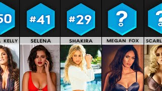 Comparison: Sexiest Women in the World