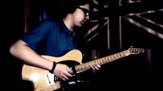 Within Daft Punk Guitar Loop Cover